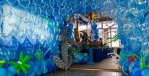 Ward Party Under the Sea