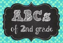 ABCs of 2nd grade