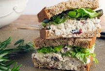 Recipes: Sandwiches and Wraps