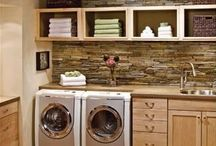 Laundry room / by Sonya Booton