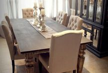 Dining Rooms / by Sonya Booton