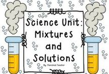Science: Solutions and Mixtures