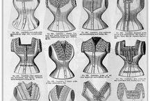Corsetry / Steel (historical) corsets and corsetry