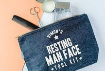 Gifts for him / Personalised gifts for dads, husbands, grandads and boys