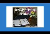 Writing Prompts and Writer Submissions / Writing Prompts are a way for writers to practice their craft with an idea given to them.  Share your writing prompt stories while you are keeping your writing mind active.