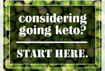 ~*~RIP CARBS~*~ / all things low carb to support that ketogenic lifestyle