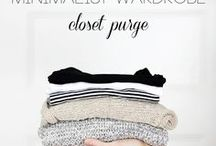 // Capsule Wardrobe : Tips and Collagen