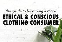 // Ethical Fashion : Tips