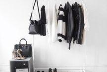 // Interior : Clothes Rack