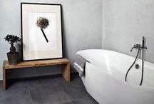 // Interior : Bathroom