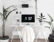 // Interior : Home Office