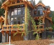 Log Homes / Dream Homes