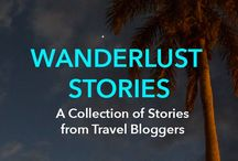 Wanderlust Stories / Group Board featuring Travel stories about wanderlust and travel adventures from people traveling the world. BOARD RULES: 1| Vertical Pins Only 2 | No more than 10 pins per day 3 | Repin one pin for each pin you share to the board 4| Only pin posts that are stories or essays about travel or the traveling life (No Travel Guides, itineraries, etc). To Join : Follow me (@lostnotfoundtrv) and send a message requesting to join the board via pinterest or email hello{at}lost-not-found.com.