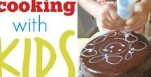 Recipes: Kids In The Kitchen / Food