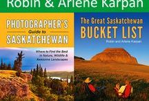 Books by Robin & Arlene / Books written by Robin and Arlene Karpan and published by Parkland Publishing.