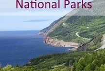 Canada's National Parks / Canada's National Parks and Historic Sites