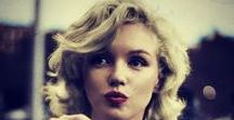 Marilyn Monroe here / Diamonds are a girl's best friend~!