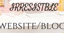 Website & Blog Design / How to design a beautiful website/blog that represents your brand