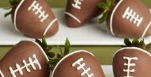 Epic Snacks / Super Cute Football Snacks
