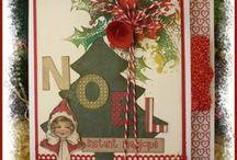 "Mini-album ""Noël magique"""
