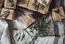parcel post wrap / Ideas on how to reuse parcel post.