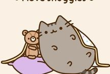 Pusheen / Cute Pusheen, the cat