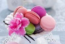 Meringues & Macarons / by Everyday Gourmet (Linda Rausch)