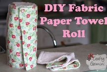 DIY Crafty Tutorials / All my DIY crafty sewing, quilting, crafting tutorials- by @CraftyGemini