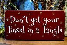 Christmas: Ho Ho Holiday / Hoping to Have the Time to Ring in the Yule Like This! Trees, wreaths, gifts, cookies and more!