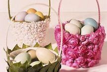 Easter: Spring springs Up! / For When the Bunny Comes Hopping Into Town