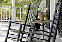 Porches are wide and words are long. . . / by Gail Ledbetter
