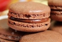 macarons / by Irza Rivera