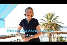 French Riviera Weddings / For a personalised ceremony designed to fit your values, vision and intention for your wedding, and lifelong happiness in your marriage. http://www.annenaylorcelebrant.com Contact  Weddingceremonies@me.com
