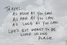 So Many Places, So Little Time / I'm a travel junkie...been there, done that. What's next?  / by Valerie Tippets