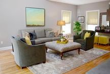 KellyDesigns Gallery / transitional, coastal, simply  elegant design by kellydesigns / by kellydesignsofCT