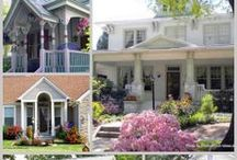 Porch Ideas / by kellydesignsofCT