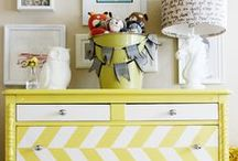 Revamped Dressers & Tables / by Alison Korth