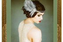 Veils and Headpieces / A highlight of our favorite veils and headpieces / by Tinted Wedding