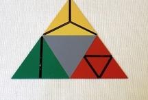 Montessori geometry / by Melissa Geis