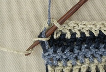 ~ Knit and Crochet ~ / by Megan Schneider