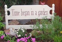 Gardening and outdoor ideas / by Tammy Burke