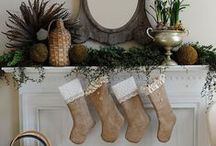 Christmas Decorating / Holiday decorating ideas inside and outside / by kelly designs of CT
