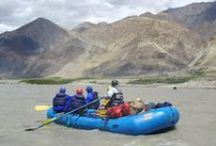 River Rafting in India / Take a Glimpse of adventurous River Rafting in India through incredible images & videos. For more about River Rafting Holidays log on to AlaknandaRiverRafting.in