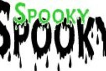Clip Art: Halloween / Halloween clip art images, includes new and vintage graphics and borders plus photographic art, word art, full page frames.