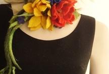 Craft Ideas: Knit, Sew, and Other Fiber Arts / by Julie Bowen