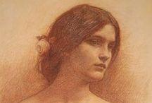 Pre-Raphaelites / by Deborah Pappenheimer