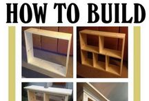 Build this...Woodworking ideas / by Lynn Little