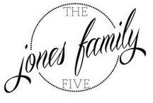 On The Blog / www.thejonesfamilyfive.com