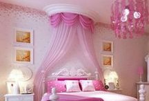 Girls Room / by Fiona Weeks