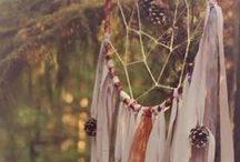 faery camping / Whimsy.